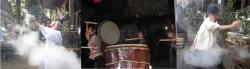 水引白山社500年祭